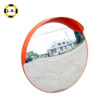 All around view traffic convex mirror