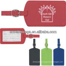 Fancy luggage tag