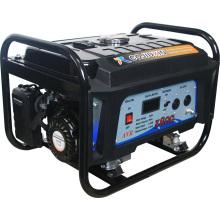 2kw 2000W poder portátil gasolina gerador elétrico gerador conjunto