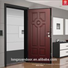 Stahl Tür, verwendet Exterieur Stahl Sicherheit Tür, Stahl Sicherheit Panzertür auf Verkauf