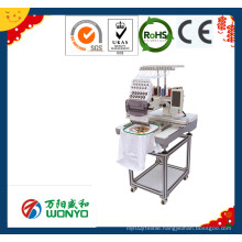 Wonyo Computerized One Head Used Barudan Embroidery Machine for Sale
