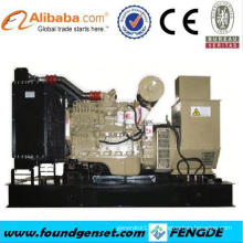 China supplier 160KW TBG620V8 gas operated electric generator