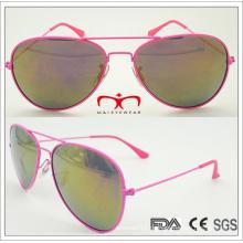 2015 moderne Sonnenbrille für Dame New Colorful Hot Selling Sun Brille (MSP7-6)