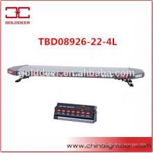 Venta caliente barra de advertencia LED rojo/blanco para ambulancia (TBD08926-22-4 L)