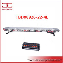 Venda quente LED vermelho/branco aviso sinalização para ambulância (4-TBD08926-22 L)