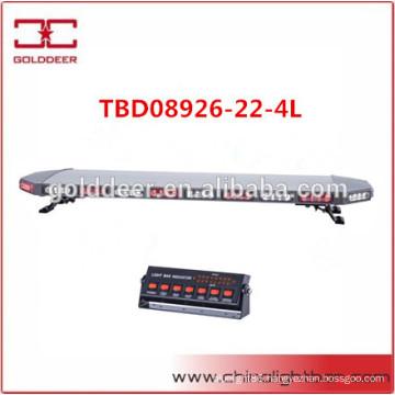 Hot sell LED Red/White Warning Lightbar for ambulance (TBD08926-22-4L)