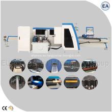 Nueva punzonadora y cizalla rápida de barras colectoras CNC