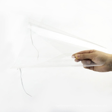 700*1000mm Anti Fog Clear PET Sheet For Face Shield