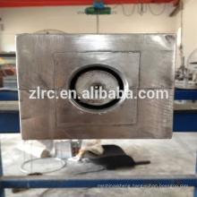 FRP round tube pultrusion mould fiberglass composide profile mould