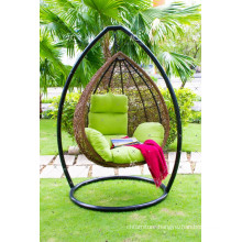 Top selling Poly Rattan Hammock - Egg Swing Chair For Both Indoor and Outdoor