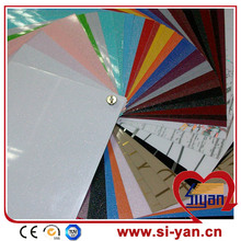Decorative pvc foil for furniture