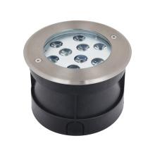 Luz LED subacuática de acero inoxidable para exteriores 12 / 24V IP68