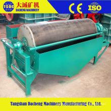 Separador magnético seco de confiança do Peformance para o minério de ferro