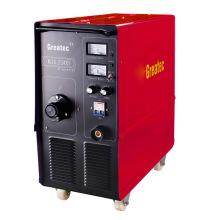 Machine à souder de gaz de chauffage à l'inverseur (MIG250S)