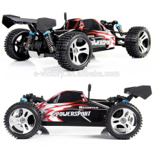 A959 Cool off road vehicle 1:18 rc toy car with charger remote control vehicle