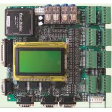 Sistema de controle de microcomputador de velocidade de transformação de 32 bits