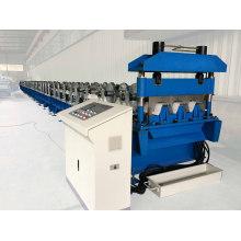 Rodillo de piso de estructura de acero de alta calidad que forma las máquinas