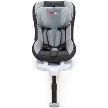 Baby car seats with black-orange cover