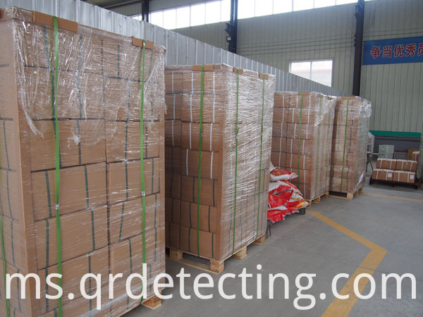 thermocouple packing