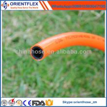 Tuyau en caoutchouc à faible pression de gaz en PVC