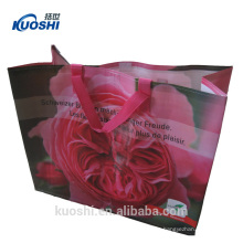 customized material large pp woven bag
