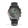 Фабрика Гуандун OEM роскошная наручные мужские американский рынок черный часы
