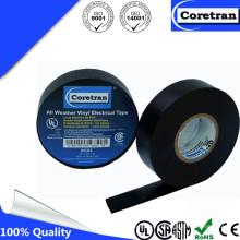 Ruban isolant d'application à basse température avec résistance UV