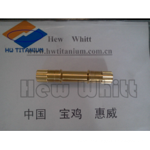 high quality Gr5 titanium bicycle center shaft