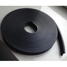 Weather Sealing Strips for Doors and Windows with Ribs