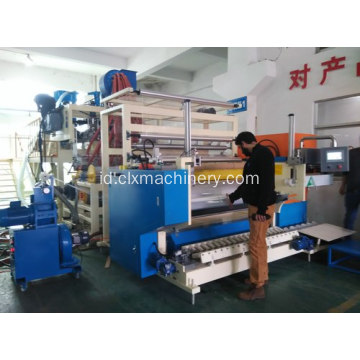 Co-Extrusion Wrapping Stretch Membuat Film