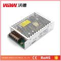 Fonte de alimentação do interruptor de 50W 5V 10A com proteção do curto-circuito