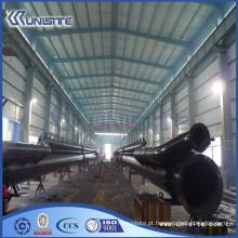 Tipo personalizado de tubo de sucção para draga de sucção de sucção (USC3-003)