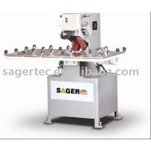 Glas Schleifband Schleifmaschine