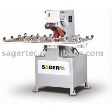Machine de meulage en verre bande Abrasive