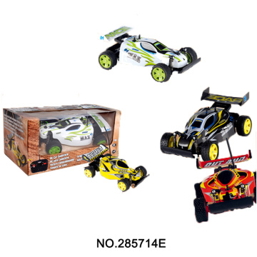 27MHZ PVC High Speed Car Toy for Kids
