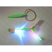 flèche de jouet éclairée