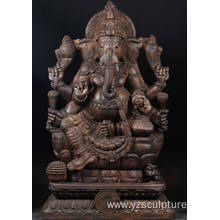 Bronze Antique Ganesh Statue for Sale