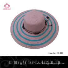 Nuevo sombrero de la iglesia de los sombreros de la moda de las señoras del diseño