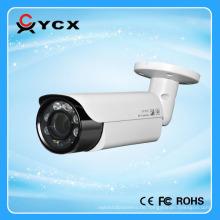 Heißer Verkaufs-Hybride 1080P 2MP AHD / TVI / CVI / CVBS 4 in 1 niedrige Ablichtung HD video camara Wasserdichtes Gewehrkugelarray IR LEDs