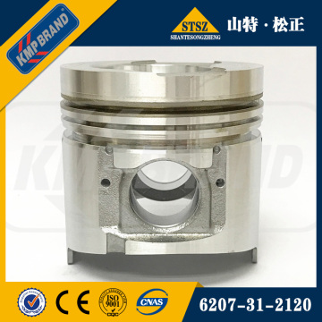 S6D95L Engine PISTON S 6207-31-2120 - كوماتسو