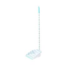 20 * 4 * 88CM Wholesale Haushalts-blauer langer Griff Dustpan