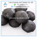 60*80*100mm carbon electrode paste for ferroalloy and innoculant furnace
