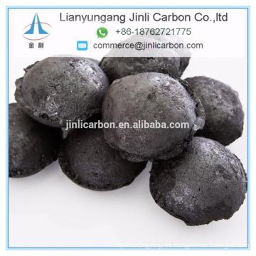 ferrosilicio / ferromanganeso / ferrocromo / ferroníquel utiliza pasta de electrodos de soderberg Precio precio de pasta de electrodos de carbono