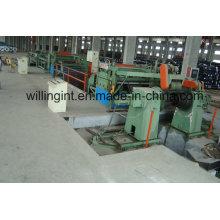 Hot-Saled Stahl Farbige Coil Slitting & Schneidemaschine / Maschinen