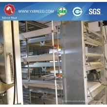 Huhn-Käfig-Geflügel-Ausrüstung Q235 für Schicht oder Broiler