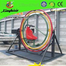 Одноместный электрический человеческий гироскоп для продажи (LG098)
