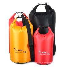 Drifting Sports PVC Impermeável Dry Backpack Barrel Bags (YKY7236)