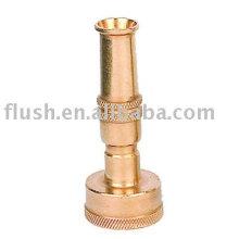 "3.5""adjustable brass twist nozzle"