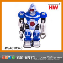 New Design Battery Operated Robot With Light and Music