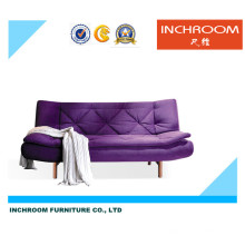 Sofá moderno funcional de la tela